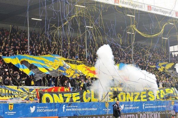 Voetbal Leeuwarden Eredivisie 2013/2014 Cambuur Sc Heerenveen: