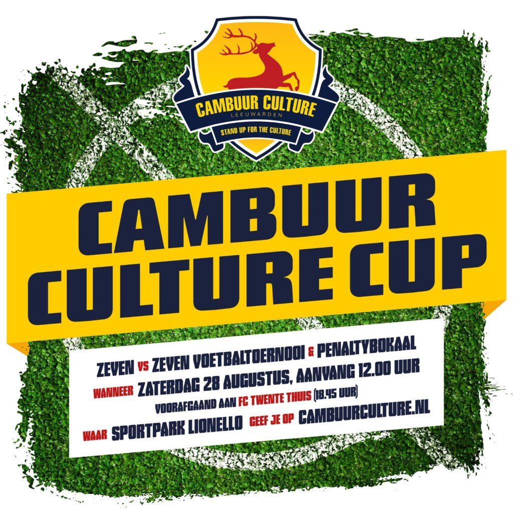 Cambuur Culture Cup 2021
